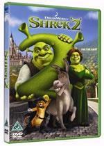 Shrek 2 (DVD) - £2.99 @ Base & Group