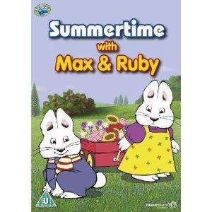 Summertime with Max & Ruby (DVD) - £2.39 @ Amazon & Play