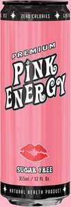 Pink Energy Drink 19p @Home Bargains