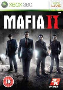 Mafia 2 Director's Cut - Includes all DLC (Platinum/Classics) (Xbox 360) (PS3) (PC) (Pre-order) - £14.85 Delivered (£13.85 with code BHB1) @ The Hut
