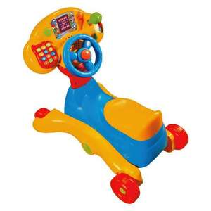 VTech Grow and Go Ride On - was £40 now £20 @ Tesco Direct