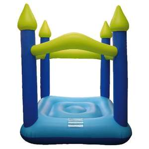 Tesco Out There Blue Bouncy Castle - Now £16.67 @ Tesco Direct