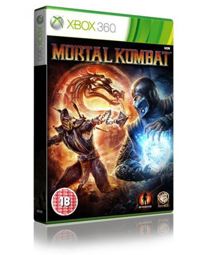 Mortal Kombat 9 (Xbox 360) (PS3) - £29.86 @ Shopto