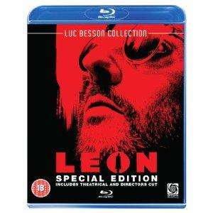 Leon: The Director's Cut (Blu-ray) - £6.99 @ Amazon