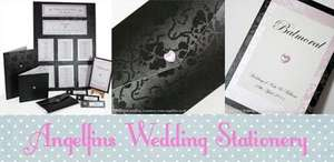 £99 for a stunning stationery wedding package from Angelfins: a 60% saving on the standard price of £250 @ 5pm.co.uk