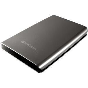 "Verbatim 500GB 2.5"" SILVER Portable HDD - £39.99 @ Comet"