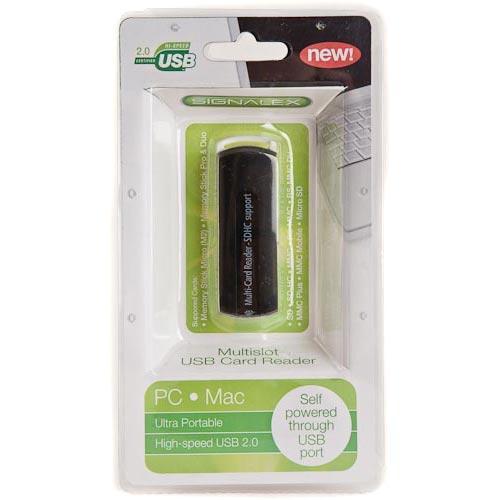 Signalex Nultishot USB Card Reader - £1 @ Poundland