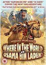 Where in the World is Osama Bin Laden?  (DVD) - £3.79 @ Base