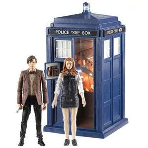 Dr Who Tardis & 2 Figure Playset - £14.99 @ Toys R Us