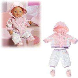 Baby Born Winter Outfit - £7.99 + £2.99 Postage @ Mail Order Express