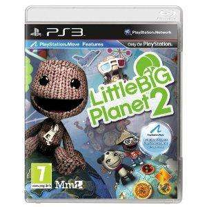 Little Big Planet 2 (Move Compatible) (PS3) - £19.49 delivered @ Amazon