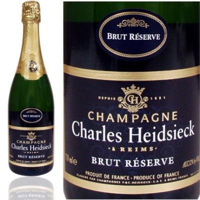 Charles Heidsieck NV Champagne RRP £30ish - only £13.99 @ Tesco