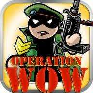 Free Operation WOW (Operation Wolf Clone) App for iPad / iPhone/ iPod Touch @ iTunes