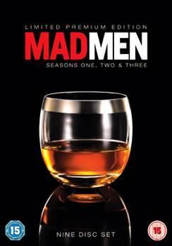 Mad Men Triple Pack (DVD) (9 Disc) - £24.64 @ Tesco Entertainment (using code)