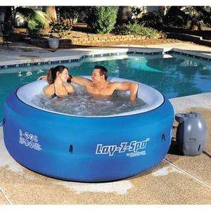 Inflatable Hot Tub - less than half price (£349) online/instore at Homebase