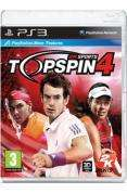 Top Spin 4 (Xbox 360) (PS3) - £24.99 @ Play