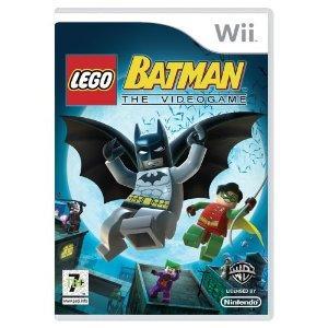 Lego Batman: The Video Game (Wii) - £9.79 @ Amazon Warehouse