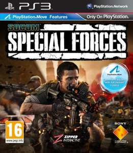 SOCOM 4: Special Forces (PS3) - £27.85 @ Shopto