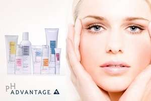 £24.95 outlay for £75 Worth of Skincare Products from pH Advantage @ Groupon
