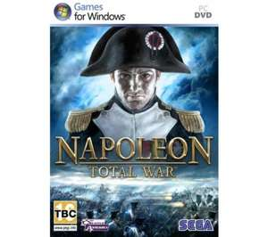 Napoleon Total War (PC) - £4.97 @ Currys & PC World