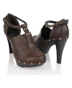 Brown Clogs - was £24.75 now £4.99 + £3.95 Postage @ Forever 21
