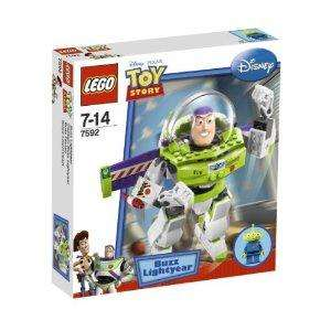 Lego Toy Story 7592 Construct-A-Buzz - £11.81 / Lego Toy Story 7591 Construct-a-Zurg - £11.10 Delivered @ Amazon