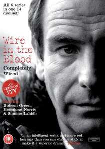 Wire in The Blood: Completely Wired Box Set (DVD) (14 Disc) - £16.99 @ eBay Zavvi Outlet