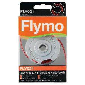 Genuine Flymo Double Line Autofeed Spool and Line FLY021 - £4.28 @ Amazon