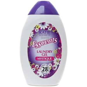 Esscents Laundry Gel - Mystique 28 washes for £1 @ poundland