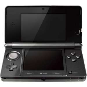 Nintendo 3DS Console Cosmo Black - £165 Delivered @ Grainger Games