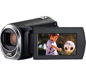 JVC Everio GZ-MS110SEK Memory Card Camcorder - Only £74.00 (with code) @ Dixons (TODAY ONLY!!)