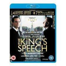 The King's Speech (Blu-ray) (Pre-order) - £12.95 + £23 of Vouchers @ Blockbusters