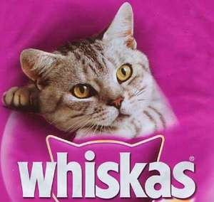 Whiskas Pouches x24 Bumper Pack  £4.00 @ Netto