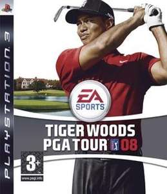 Tiger Woods PGA Tour 08 (PS3) - £4.00 @ HMV