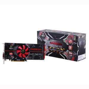 XFX HD 5870 1GB - Only £138.74 inc Vat (with code) @ XFX Shop