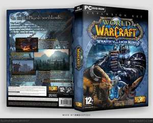 World of Warcraft: Wrath of the Lich King Expansion Pack - £10.98 @ Game