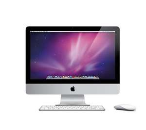 "APPLE iMac MC309 21.5"" All-in-One - £999 @ Currys"
