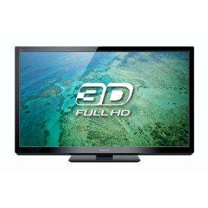 """Panasonic TX-P50GT30B - 50"""" Widescreen 3D Full HD 1080p Plasma TV with Freeview HD and Freesat HD - £1,315.02 @ Amazon Sold by Southern Electric"""