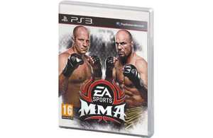 EA Sports MMA (PS3) (Pre-owned) - £4.99 @ Argos