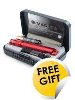 Three Issues of PC Pro DVD Edition for just £1 Plus a FREE Maglite Solitaire worth £7 @ Magazine Group