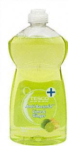 Tesco Antibacterial Washing Liquid 500ml £1.20 for 2!! (was £1.20 each) @ Tesco
