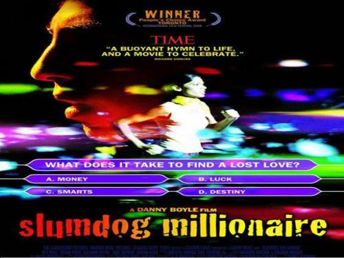 Slumdog Millionaire (DVD) - £2.98 Delivered @ eBay Argos Outlet