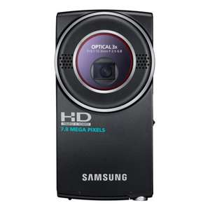 Samsung U20 Full HD Compact Camcorder (2.0 LCD, HDMI Output) in Black - New - £69.29 @ eBay Currys/PC World Outlet