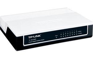 TP-LINK 8-Port Gigabit Switch (TL-SG1008D) - £19.99 @ 7dayshop