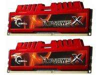 G.Skill 8GB DDR3 1600Mhz RipjawsX Memory Kit CL9 (9-9-9-24) 1.5v - £69.92 Delivered @ Ebuyer