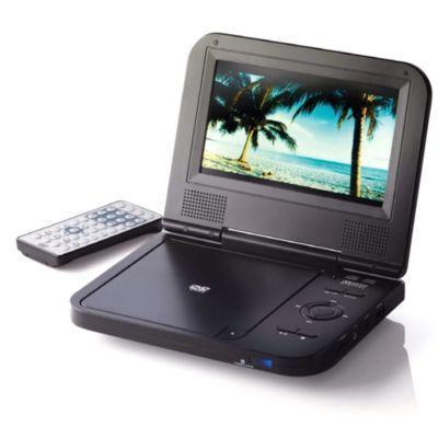 Portable DVD Player (Black) - Now £34.99 @ Sainsburys