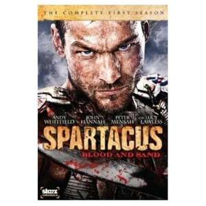 Spartucas Blood and Sand Complete Season 1 (Region 1) (DVD) - £15.98 @ Play
