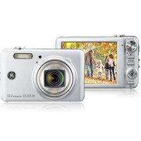 GE E1255W 12.2MP Digital Camera + 2GB Card & Leather Case (was £100+) - £36 Delivered @ Total PDA