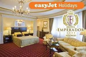2 nights Madrid flight and Hotel 2 People (Bed and Breakfast) £319 @ Groupon