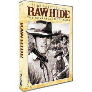 Rawhide (Clint Eastwood): Season 1 Box Set (6 Disc DVD Boxset) £12.46 (or £10.46 for new customers) delivered @ Base / Priceminister